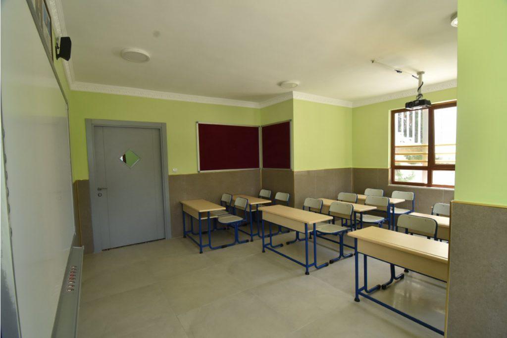 Altınyaka Koleji Derslikler