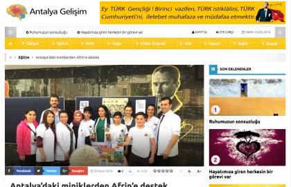 Antalya Gelişim