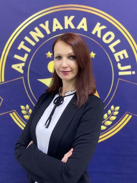 (Turkish) Khrystyna Fedotkova Dede